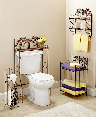 Bronze Country Bath Furniture