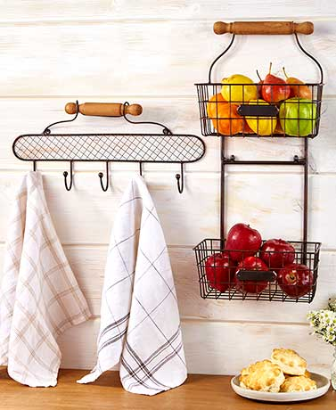 Rustic Kitchen Collection