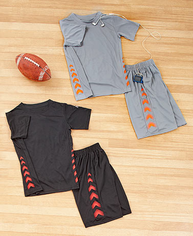 Boys' Cool Dry 2-Pc. Short Sets