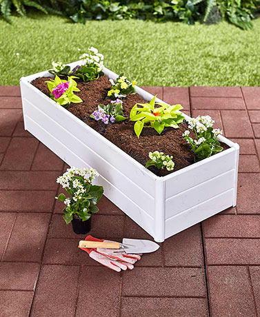 NuVue™ Patio Garden Box