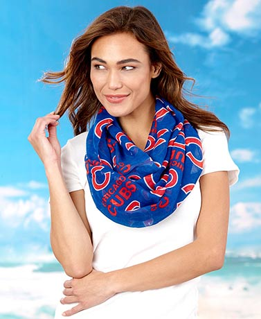 MLB™ Logo Endless Loop Scarves