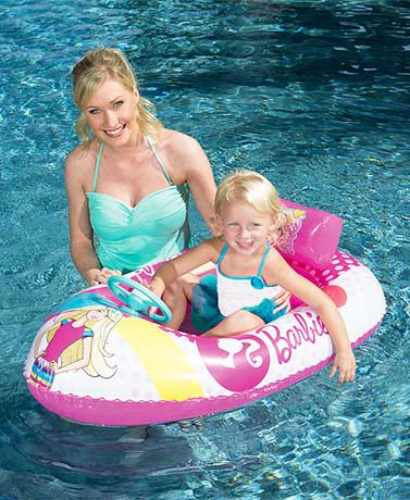 Barbie™ Inflatable Boat