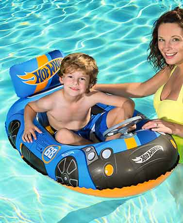 Hot Wheels™ Inflatable Boat