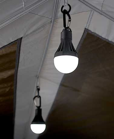 Set of 2 Hang Anywhere LED Lights