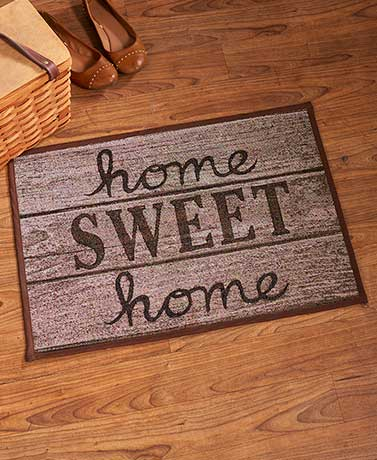 Home Sweet Home Collection - Rug