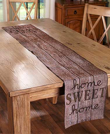 Home Sweet Home Collection- Runner