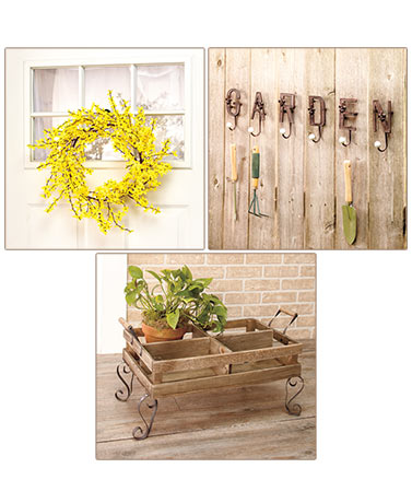 Rustic Porch Collection