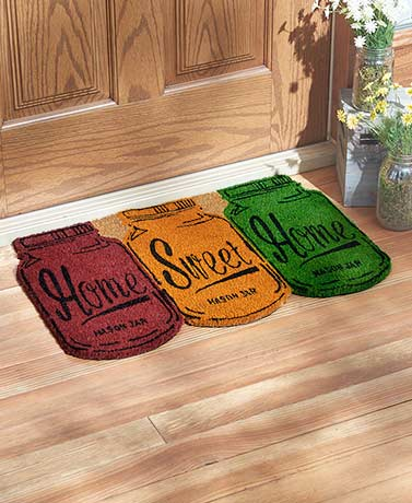 Shaped Novelty Coir Doormats
