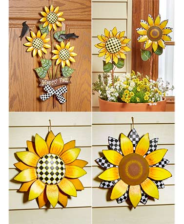 Country Sunflower Collection