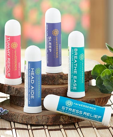 rareESSENCE® Essential Oil Inhalers