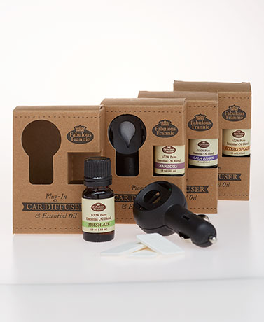 Car Diffuser and Aromatherapy Oil Sets