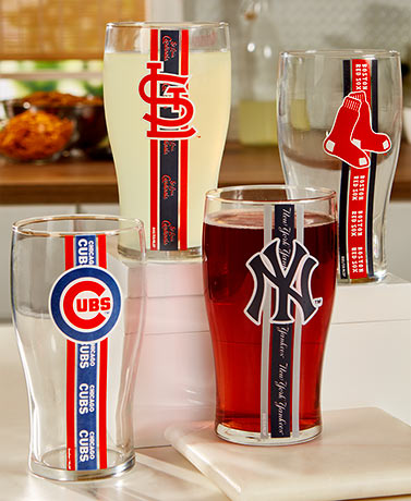 20-Oz. MLB™ Pub Glasses