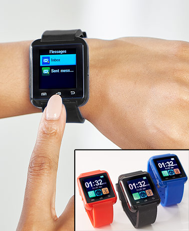 Hype Bluetooth® Smart Watches