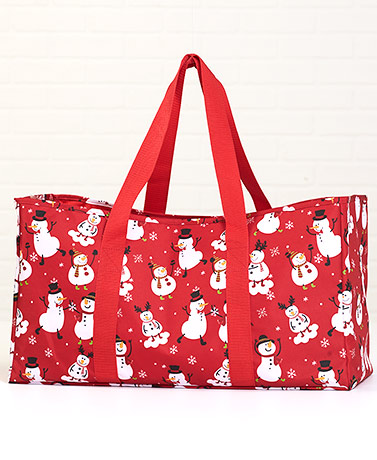 Holiday Multifunctional Utility Totes