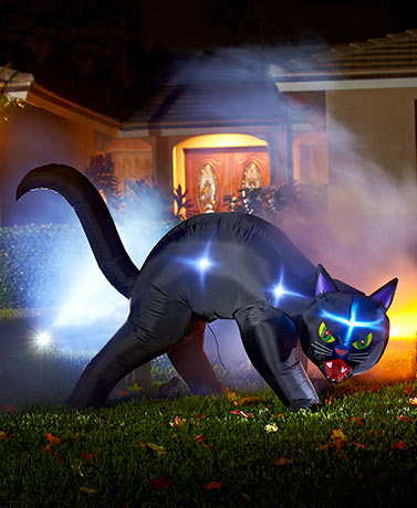 Halloween Lighted Inflatables