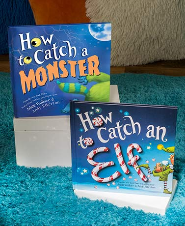How to Catch...Books for Kids
