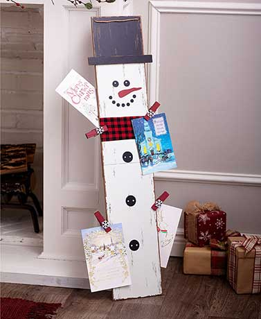 3-Ft. Christmas Card Holder Sets