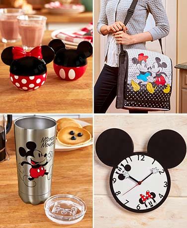 Mickey and Minnie Gift Collection