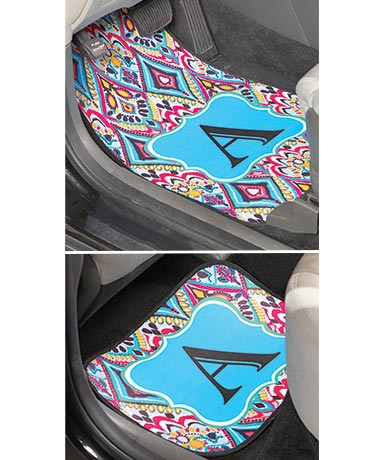 4-Pc. Complete Car Floor Mat Sets