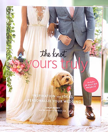 The Knot Wedding Inspiration Book