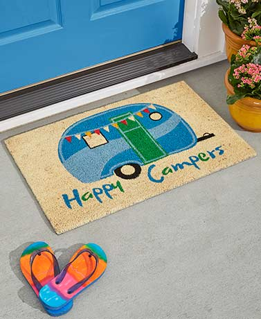 IndoorOutdoor Novelty Coir Doormat