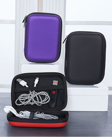 Hard Shell Protective Tech Accessory Cases