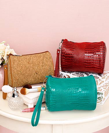 Luxury Insulated Cosmetic Bags