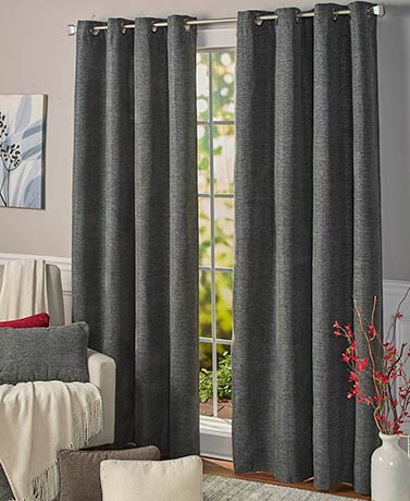 Chenille Curtains or Accent Pillows