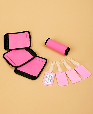 8-Pc. Luggage Accessory Sets