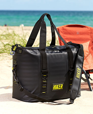 40-Can Heavy-Duty Insulated Cooler Bag