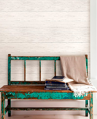 NuWallpaper™ Peel and Stick Wallpaper - Shiplap