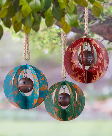 Rustic Bell Chimes