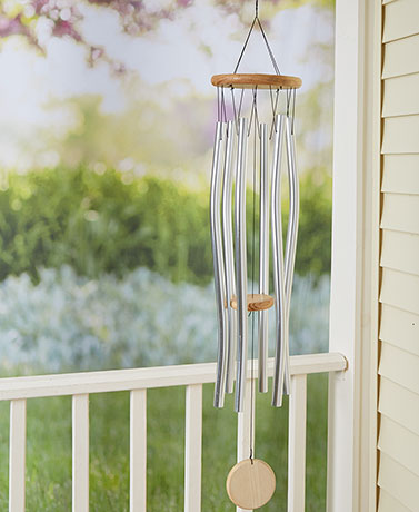 Oversized Wind Chimes