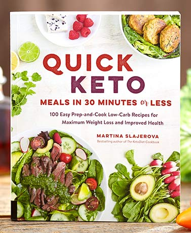 Quick Keto Cookbook