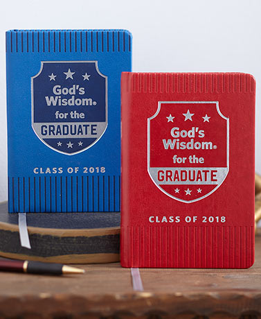 God's Wisdom® For the Graduate Gift Book