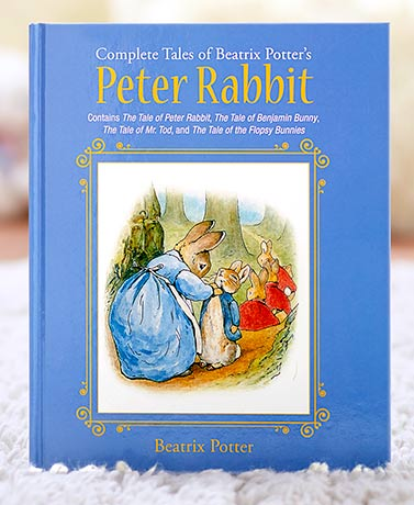 The Complete Tales of Peter Rabbit Book