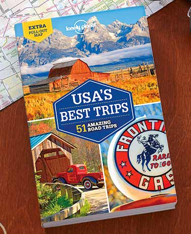 USA's Best Trips Guide Book