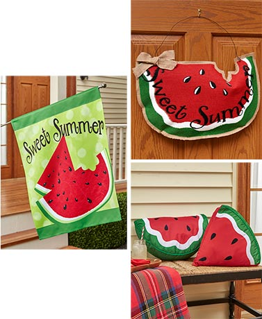 Sweet Summer Watermelon Collection