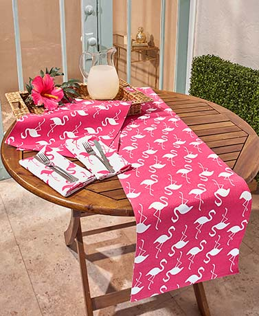 Novelty Cotton Table Linens