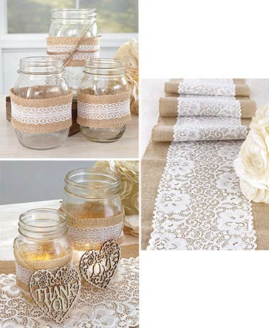 Rustic Wedding Essentials