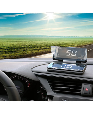 Heads Up Display Universal Car Mount