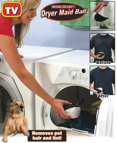 Dryer Maid™ Ball
