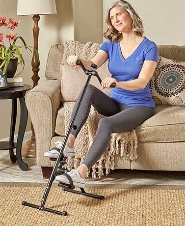 Full Body Dual Pedal Exerciser