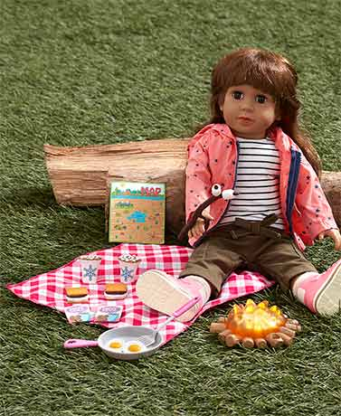 "18"" Doll Summertime Playsets"