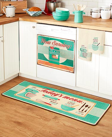 Retro Kitchen Collection