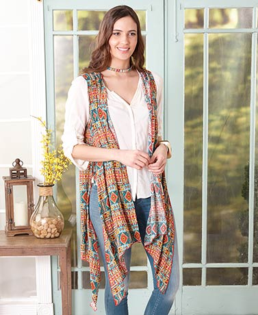 Women's and Women's Plus Layering Cardigans