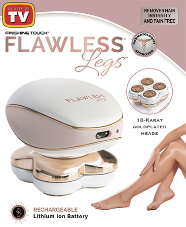 Finishing Touch® Flawless® Legs™