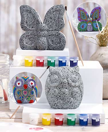 Rock Pets Painting Sets
