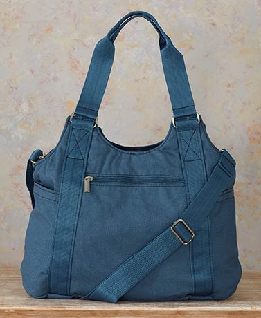 Canvas Slate Organizer Handbags