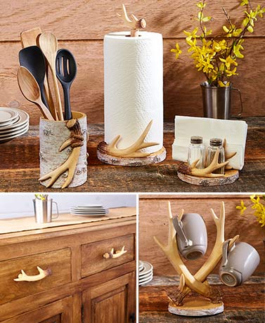 Antler Kitchen Collection